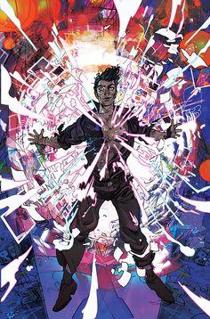Christian Ward  //  Doctor Spektor - Covers on Behance