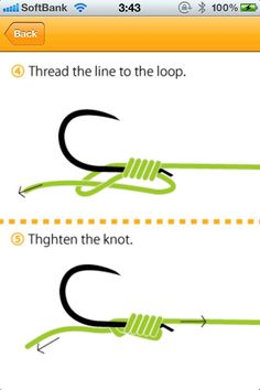 1000 images about knots on pinterest tie knots fishing for Fishing knots pdf