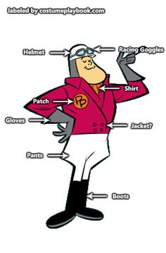 Image result for peter perfect costume