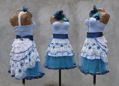 OMG Vintage Lace Handmade Dress