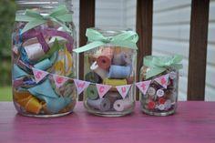 Sew Cute Jars