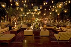 Outdoor party seating ideas hanging lights new Ideas Wedding Reception Seating, Wedding Lounge, Seating Chart Wedding, Cafe Seating, Lounge Seating, Outdoor Seating, Salas Lounge, Outdoor Hanging Lanterns, Hanging Candles