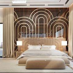 Quartos por Luxury Antonovich Design