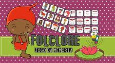 JOGO DA MEMÓRIA : lendas do folclore brasileiro Peanuts Comics, Family Guy, Fictional Characters, Blog, Blogging, Fantasy Characters, Griffins