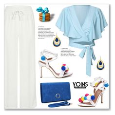"""""""Work Wear by Yoins"""" by jecakns ❤ liked on Polyvore"""