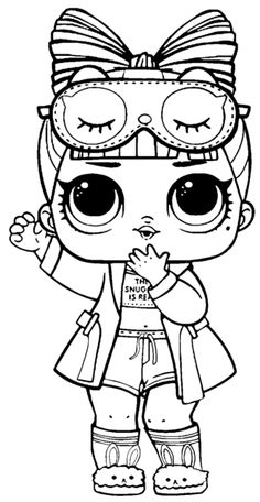Lol Coloring Pages Bunny. Coloring pages Lol Surprise For printing. We have created the Lol Surprise coloring pages for kids, the newest and most beautiful coloring pages for k. Dinosaur Coloring Pages, Cute Coloring Pages, Cartoon Coloring Pages, Coloring Pages To Print, Free Printable Coloring Pages, Adult Coloring Pages, Coloring Pages For Kids, Coloring Books, Free Coloring