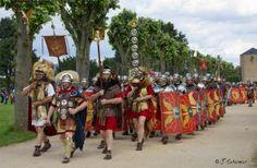 Roman invasion IV by Sockrattes