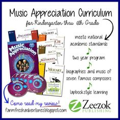 This is a two-year curriculum (meeting national academic requirements) designed for kindergarten through grade. Music Classroom, Book 1, Curriculum, Appreciation, Kindergarten, Teaching, Homeschooling, Daughter, Resume