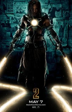 Ivan Vanko is a combination of Iron Man's enemies the Crimson Dynamo (can…