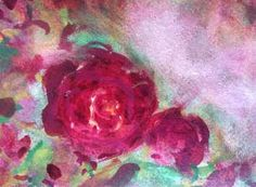 Check out Aase Birkhaug, Autumn Roses (2015), From Art Screen TV Autumn Rose, 9 And 10, Artsy, Roses, Watercolor, Tv, Artwork, Check, Painting