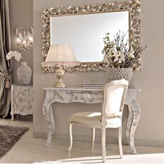ask@parishomeonline.com vanity, makeup table, home decor