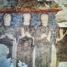 castelseprio santa maria foris portas - Szukaj w Google Santa Maria, Google, Slab Doors, Mother Mary