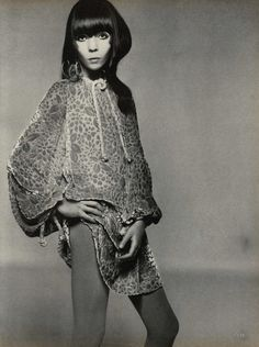 Vogue Editorial The Penelope Tree, October 1967