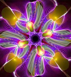 Znalezione obrazy dla zapytania psychedelic art