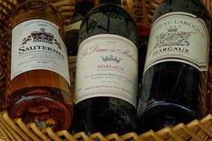 France, Bordeaux, Sauternes, Margaux, Wines