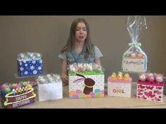 How to Display Cake Pops in a Gift Basket Box