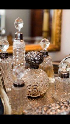 .Perfume Bottles