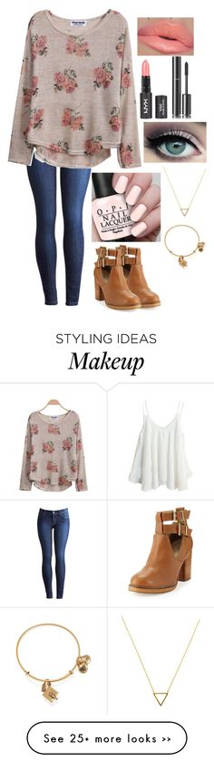 """Casual"" by volleyballgirl12345 on Polyvore"