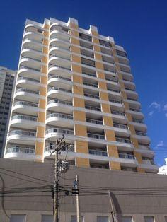 Apartamentos de 1 dormitório, 35m² com suíte e varanda. Cobertura com 57m²  e jacuzzi.  Lazer: piscina, academia, sauna, churrasqueira  aptos disponíveis 1º, 6º, 7º, 8º, 10º, 12º e 13º  valores de R$  210.000,00 à 260.000,00 (1º ao 12º) valor cobertura R$ 310.000,00