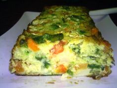 torta-de-legumes-super-facil/ - The world's most private search engine Easy Cooking, Cooking Time, Diy Food Gifts, Vegetarian Recipes, Healthy Recipes, Portuguese Recipes, 30 Minute Meals, Pizza, Vegan Recipes