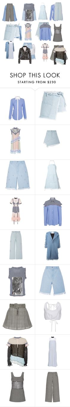 """""""Untitled #3898"""" by luciana-boneca on Polyvore featuring Sandy Liang"""