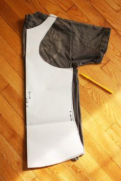 Noodlehead: racerback tutorial tanque: costura con tejidos de lunes