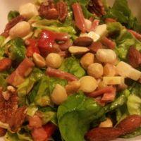 Idées salades composées IG bas