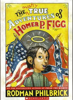 The Mostly True Adventures of Homer P.Figg - S/Hand