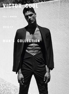 Fabio Mancini Stars in Victor Cool Fall Winter 2016.17 Campaign