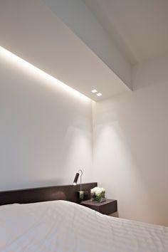 Illuminazione camera da letto - Faretti | Bedrooms