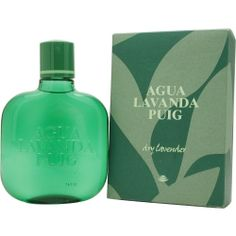 AGUA LAVANDA PUIG Fragrance by Antonio Puig