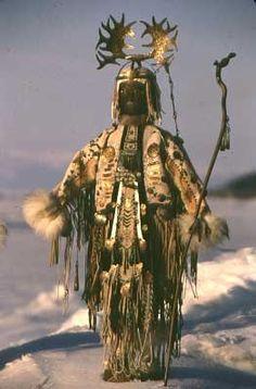 shamans costume