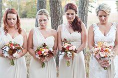 Bridesmaids in Watters Tulip Dress  http://watters.com/Product/WattersWatters/2595I#cs:cf7b0918ec1c6b7116ea66f4f984b129