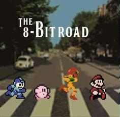 8bit Road