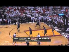 Spurs vs heat game 4 full game highlights 2014 nba finals spurs dominate again