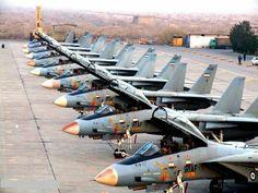Iranian Airforce - tomcat