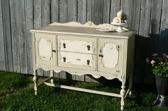 chalk painted furniture ideas | Annie Sloan chalk paint « Inspired And Pretty