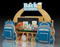 "Check out new work on my @Behance portfolio: ""P&G back to school"" http://be.net/gallery/57197123/P-G-back-to-school"