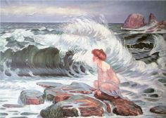 The Wave - Frantisek Kupka