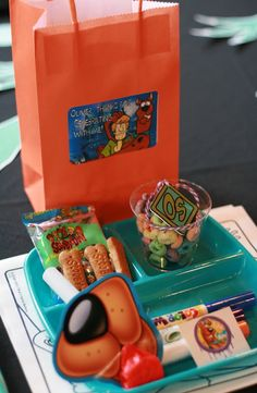 Scooby Doo Party