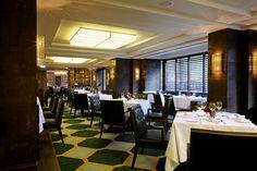 The Rib Room Bar & Restaurant, Jumeirah Group, Martin Brudnizki Design Studio