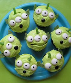 If your little ones are fans of the movie Toy Story, then you're no doubt familiar with the film's gang of little green aliens. They may not have starring roles like Woody and Buzz Lightyear, but they're pretty darn cute.
