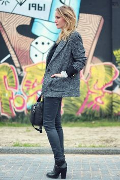 DOUBLE BLAZERED   Women's Look   ASOS Fashion Finder