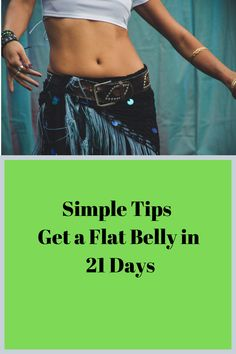 Get the trick for a Flat Belly in 21 Days American Tours, 21 Days, Flat Belly, Fit Women, 21st, African, Flats, Amazing, Discovery