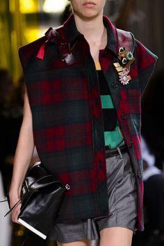Miu Miu Spring 2018 Ready-to-Wear by Miuccia Prada #miumiufashion