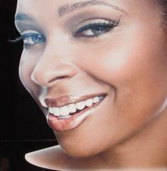 Flawless Make Up Beautiful Black Women On Pinterest