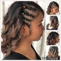Cornrows, Dreadlocks, Hair Styles, Beauty, Hair Plait Styles, Hair Makeup, Cornrow, Hairdos, Haircut Styles
