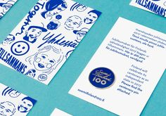 © Studio Kokoro & Moi | Visuelle Identity für 100 Jahre Finnland: http://page-online.de/kreation/happy-birthday-finnland/