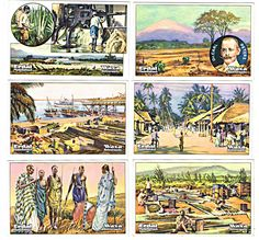 Views of German East Africa c1900