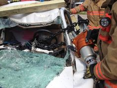 First off, look at this method as just another tool in your extrication tool box. I have found that this method comes in handy in limited access situations.